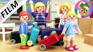 playmobil film italiano | EMMA non c'è! in vacanza senza di lei?| caos in vacanza famiglia Vogel