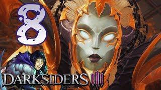DARKSIDERS 3 Gameplay ITA [#8] - SUPERBIA LA PRIMA USCITA ➤ PS4 Pro