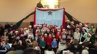 Fuori i Rami D'Agrifoglio, 2018 Christmas Village, Italian Language Program Presentation
