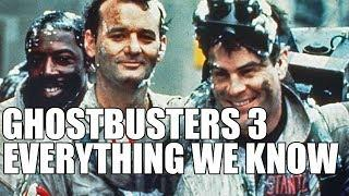 Ghostbusters 3 News and Rumors - Everything we know so far!