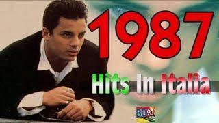 1987 - Tutti i più grandi successi musicali in Italia