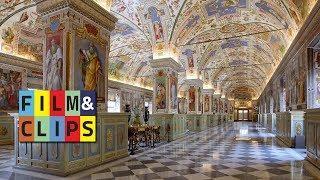 Le Meraviglie della Biblioteca Vaticana: Le Gallerie - Documentario by Film&Clips