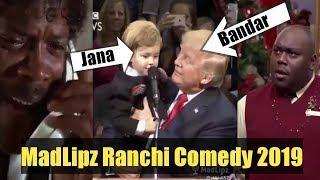 Madlipz Ranchi Comedy 2019 | Bandar ka Jana | Madlipz trending