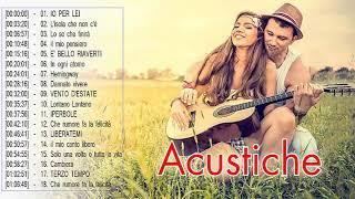 Canzoni acustiche famose italiane - Chitarra acustica canzoni famose italiane - Italiano Acustico