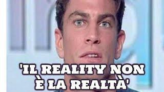 GF 15, Filippo parla della storia con Lucia: 'il reality non è la realtà' | Nuova Vita