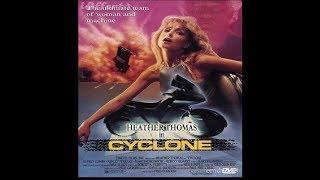 Cyclone arma mortale 1987 - FANTASCIENZA - (FILM COMPLETO IN ITALIANO)