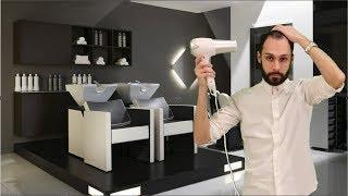 My Barber Salon! ASMR Phon Relax Sound