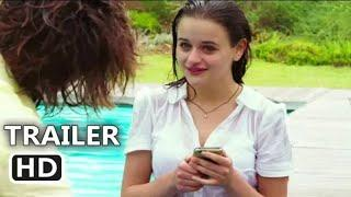 THE KISSING BOOTH Hot    Official Trailer (2018) Joey King, Molly Ringwald, Netflix Teen Kiss