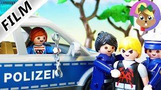 playmobil film italiano |JULIAN NEI GUAI-con la polizia e il ladro|famiglia Vogel