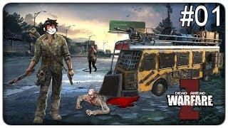 DIFENDIAMO IL NOSTRO AUTOBUS DALLE ORDE ZOMBIE | Zombie Warfare - ep. 01 [ITA]
