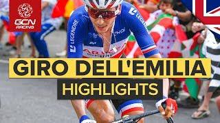 Giro dell'Emilia 2019 Highlights | Italian Autumn Classic | GCN Racing
