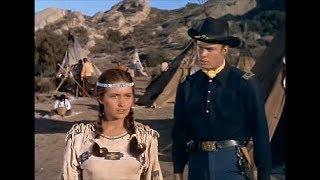 Cavalcata ad ovest. (1954) con May Wynn - Donna Reed - Robert Francis _ Film Completo Ita