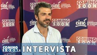 Ciné 2018: Luca Argentero ci parla del film Cosa fai a Capodanno?