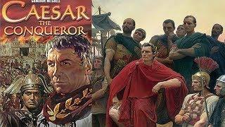Caesar The Conqueror (1962) | Italian Film | Cameron Mitchell, Rik Battaglia