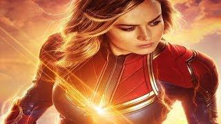 Captain Marvel NUOVO Trailer: Le mie Impressioni