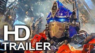 BUMBLEBEE Cybertron Fight Scene Clip + Trailer NEW (2018) John Cena Transformers Movie HD