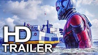 ANT MAN 2 Trailer #2 NEW (2018) Superhero Movie HD