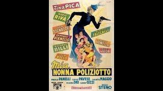 MINHA AVÓ POLICIAL / comédia / cinema italiano / filme completo / Ugo Tognazzi