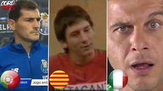 Top 10 Futbolistas Hablando MAL Otros Idiomas   Messi, Joaquín, Casillas