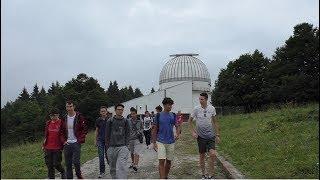 Ad Asiago ragazzi e ragazze in prima linea per l'astronomia