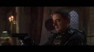 """JOHNNY ENGLISH COLPISCE ANCORA - Scena del film in italiano """"Tutto sotto controllo"""""""