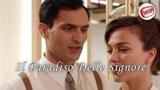 Il Paradiso Delle Signore Puntata del 4 Aprile 2019! Marta e Vittorio in Crisi!