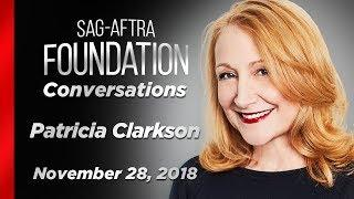 Conversations with Patricia Clarkson