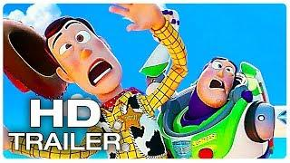 TOY STORY 4 Official Trailer (NEW 2019) Disney Pixar Animated Movie HD