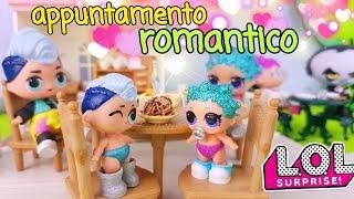 Le Storie delle Lol Surprise ???????????? Un nuovo amore: APPUNTAMENTO ROMANTICO al Ristorantino ??