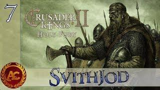 Sviþjod #7 - Crusader Kings 2 Holy Fury [ITA]