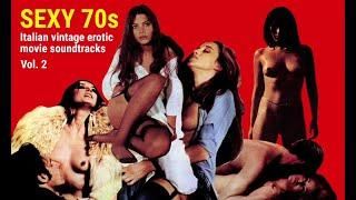 Various artists - Sexy 70s Italian vintage movie soundtracks Vol.2