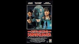 SOTTO MASSIMA SORVEGLIANZA (1991 Film in Italiano) Genere: Thriller/Azione
