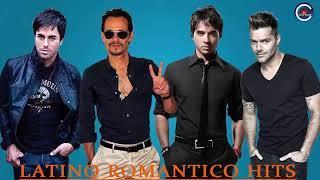 Latino Romantico Hits Mix 2018 | Marc Anthony, Ricky Martin, Luis Fonsi, Enrique Iglesias
