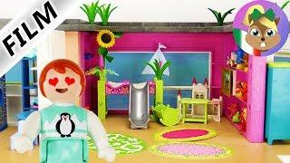 Playmobil film italiano | La nuova CAMERA di EMMA - se Emma potesse cambare la casa| famiglia Vogel