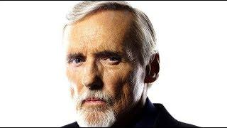 The Late Dennis Hopper in Road Ends 1997 Crime Drama Thriller Movie Rated R