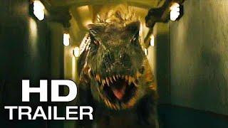 "JURASSIC WORLD 2 ""Dinosaur Hunting Children"" Trailer [HD] (2018) NEW"