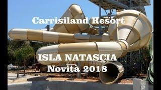Carrisiland: ISLA NATASCIA (presentazione) 2018