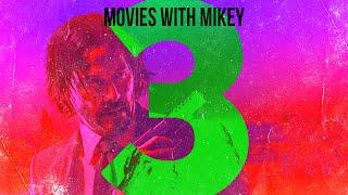 John Wick: Chapter 3 -- Parabellum (2019) - Movies with Mikey