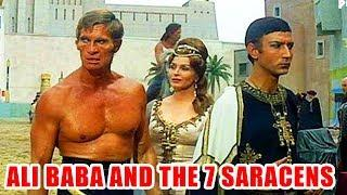 Ali Baba And The Seven Saracens | Italian Adventure Film | Gordon Mitchell