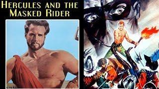 Hercules And The Masked Rider (1963) | Italian Peplum Film | Sergio Ciani, Mimmo Palmara