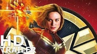 CAPTAIN MARVEL Doctor Minerva Trailer NEW (2019) Superhero Movie HD