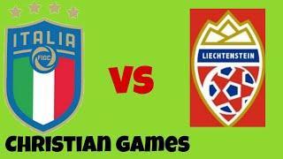 Italia Liechtenstein 6-0 highlights in italiano