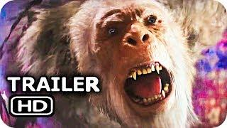 GOOSEBUMPS 2 Official Trailer (NEW 2018) R.L. Stine Horror Comedy Halloween Movie Trailer HD
