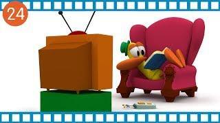 Pocoyo - Mezz'ora di cartone animato educativo per i bambini [24]