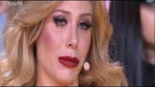 Paola Caruso.L'ex Bonas  incinta e abbandonata