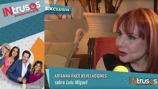 Arianna confirma que sí conoció a Marcela Basterí | Intrusos