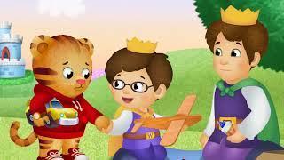 Daniel Tiger in Italiano   Stagione 2 Parte 2 4 Momenti Migliori   Video per Bambini