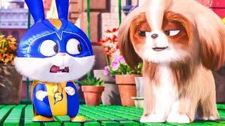THE SECRET LIFE OF PETS 2 - 5 Minute Trailer (2019)