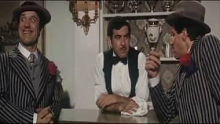 DUE MAFIOSI CONTRO AL CAPONE (Franco & Ciccio) Al bar