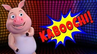 Kaboochi | Canzone di ballo per bambini | Funny Dance | Little Treehouse Italiano | bambini canzoni